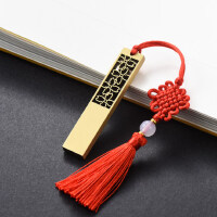 中国风金属创意复古典四叶草u盘16g个性定制刻字商务小礼品印logo