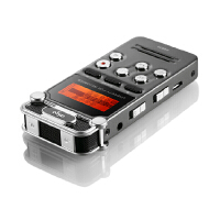 包邮支持礼品卡 Aigo/爱国者 R6620 8G 录音笔 3麦克 专业 PCM 高清 60米 远距 声控 降噪 采访