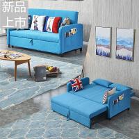 多功能可变形沙发床创意家具小户型省空间折叠抖音2018年新款沙发定制 内径180 外径196(海绵款) 1.8米-2米