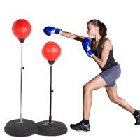 成人健身发泄减压球沙包 家用立式速度球室内儿童拳击球 拳击不倒翁