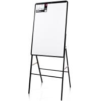 Deli 得力7890 A型架夹纸白板(900*600mm) 书写舒适流畅