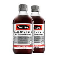 澳洲直邮/保税区发货 Swisse/瑞思 胶原蛋白液口服液血橙精华口服液 500ml*2瓶 海外购