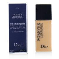 迪奥 Christian Dior 凝脂恒久无痕粉底液 24h持妆遮瑕 控油 -020 自然色(40ml)