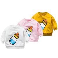 宝宝春季童装卫衣童05月春装上衣婴幼儿衣服新年