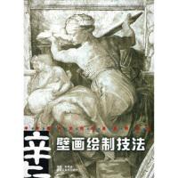 【二手旧书9成新】 中央美术学院壁画系列教材:壁画绘制技法 孙景波 9787531809340 黑龙江美术出版社
