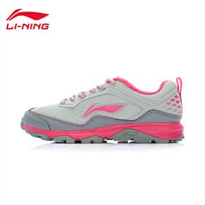 李宁跑步鞋女鞋防滑耐磨越野户外春秋运动鞋ARDJ002