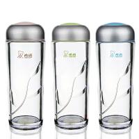 希诺 XN-8001/8002 塑料便携杯随手杯PC杯办公杯水杯 155ml