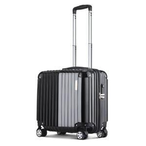【支持礼品卡】USO828新款登机箱18寸拉杆箱万向轮 旅行行李箱子男女登机箱