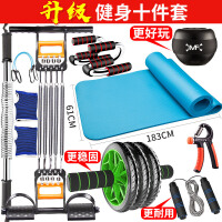 家里健身器材 家用多功能训练套装男体育用品运动锻炼拉力臂力器臂力棒
