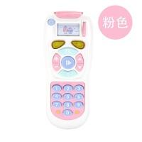 玩具手机儿童0-1-3岁可咬防口水婴儿遥控器益智玩具宝宝仿真电话