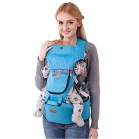 四季双肩多功能婴儿背带前抱式宝宝腰凳背带婴儿坐凳腰登小孩抱带