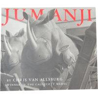 Jumanji 勇敢者的游戏 1982年凯迪克金奖(平装)ISBN 9781849394215