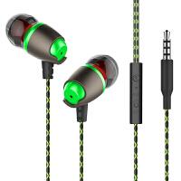 浦记(PLEXTONE)X50M金属魔音入耳式手机耳机电脑运动耳塞式耳机适用3.5mm通用
