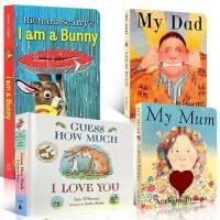 英文原版 I am a bunny 猜猜我有多爱你 Guess How much I love you My Mum M