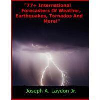 【预订】77+ International Forecasters of Weather, Earthquakes,