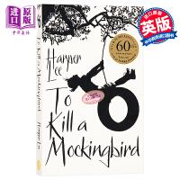 【中商原版】杀死一只知更鸟 英文原版小说To Kill a Mockingbird 哈珀-李 原著 世界经典名著 英文
