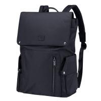 七匹狼双肩包男士背包2020年新款大容量时尚潮流电脑帆布学生书包