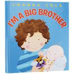 现货正版 我是哥哥 英文原版绘本 I'm a Big Brother 儿童英文读物 吴敏兰推荐 英文版进口英语书籍