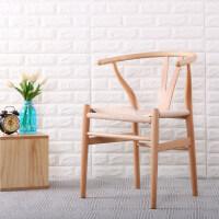 桌子��s�F代美式家具��木��桌loft��X�_式桌家用��字�易�k公桌