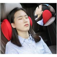 汽车头枕 护颈枕记忆棉奔驰头枕车用靠枕座椅创意枕头颈椎枕舒适