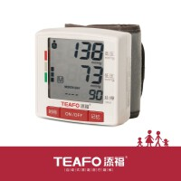 TEAFO添福 腕式电子血压计 电子血压计 血压计 普通款 买一赠一体温计
