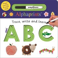 Alphaprints Trace, Write & Learn ABC,Alphaprints Trace, Wri