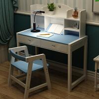 【满减优惠】儿童学习桌写字桌椅套装家用小学生书桌男女孩组合实木升降课桌椅