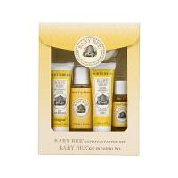 当当海外购 美国直邮 Burt's Bees小蜜蜂婴儿洗护套装礼盒5件 海外购