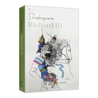现货正版 Richard III 理查三世 英文原版 Shakespeare 莎士比亚经典戏剧 英国历史剧 获奖电影剧本