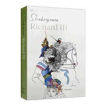 现货正版 理查三世 英文原版书 Richard III 英文版 Shakespeare 莎士比亚经典戏剧 英国历史剧 获奖电影剧本 进口英语书籍 轻巧便携版世界名著,无删减