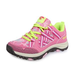 探路者TOREAD品牌童装 户外运动 春装秋装男童女童户外徒步鞋 儿童运动鞋