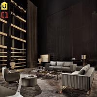 意式沙发后现代轻奢意大利沙发组合样板房港式宾利家具定制 常规