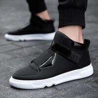 新款男士休闲鞋低帮男鞋子男韩版时尚小白鞋运动板鞋男DC07