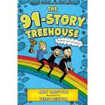 【预订】The 91-Story Treehouse Babysitting Blunders!