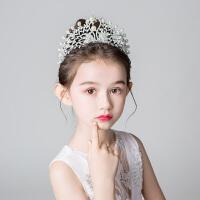 公主皇冠女孩发卡宝宝饰品头箍儿童头饰韩式女童手工发饰发夹发箍