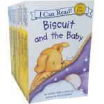 进口英文原版I Can Read My First阶段47本Little Critter小怪物 Biscuit小饼干