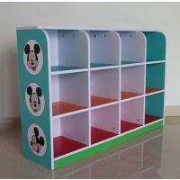 物有物语 儿童收纳柜 实木幼儿园玩具柜学生书架收纳柜幼儿园柜子室内书包柜