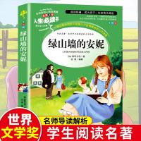 绿山墙的安妮 推荐书目-人生必读书 名师点评 美绘插图版