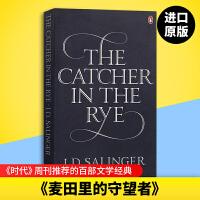麦田里的守望者 英文原版小说 The Catcher in the Rye 塞林格 外国文学世界经典名著进口英语书籍 可