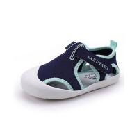 宝宝凉鞋女1-3岁软底公主婴儿凉鞋男软底学步鞋布鞋夏季