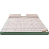 泰国乳胶床垫加厚榻榻米学生宿舍记忆棉海绵软垫席梦思硬垫子家用