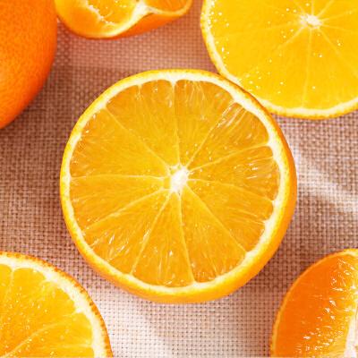 【包邮】四川爱媛38号橙子5斤装果径60-75mm果冻橙新鲜水果香甜爆汁产地直发网红果冻橙 浓香多汁