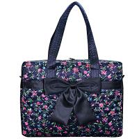妈咪包泰国曼谷包单肩手提包休闲布包印花女包包大容量旅行包