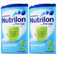 荷兰Nutrilon牛栏奶粉2段(6-10个月宝宝)【2罐装】