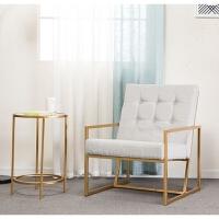 20190615033329806北欧休闲单人沙发现代简约ins服装店咖啡厅酒店大堂样板房沙发椅