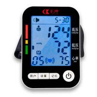 长坤 上臂式语音电子血压计 可充电 家用全自动上臂式血压计CK-A116