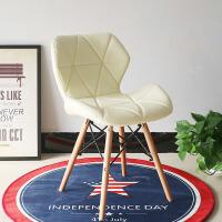 幽咸家居电脑椅 时尚办公椅子 办公椅 椅伊姆斯咖啡休闲椅 简约风格餐椅 彩色椅子 雷达椅 儿童椅子