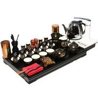 尚帝 紫砂功夫茶具 茶具茶盘套装 陶瓷功夫茶具TZ-M12K581-2