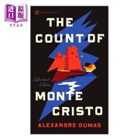 【中商原版】基督山伯爵英文原版小说英文版正版The Count of Monte Cristo 世界经典文学作品