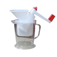 宝宝婴儿迷你小型手动 榨汁机 手摇 搅拌器 绞肉机 豆浆机 果汁机